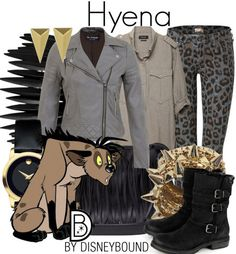Disney Bound - Hyena