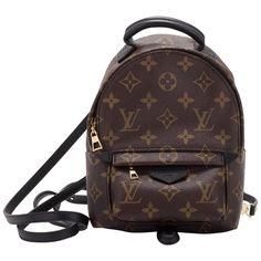 06831f4b8a18 Louis Vuitton Palm Springs Mini Backpack