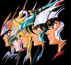 Cavaleiros do Zodíaco !!!