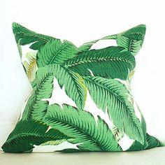 Crushing On: Banana Leaf Print