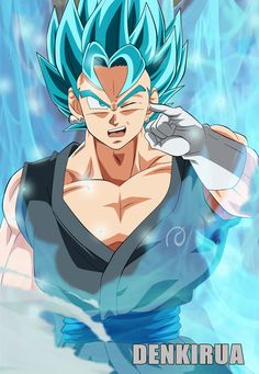 Goku Black Super Saiyan
