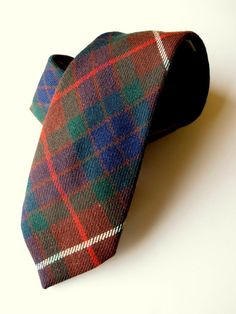 Pringle of Scotland wool necktie