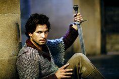 Sir Lancelot #Merlin (Santiago Cabrera)