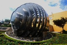 Spherical structure - San Jose, Costa Rica