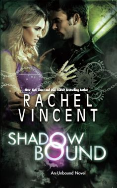 #nowreading Shadow Bound by Rachel Vincent; Had to buy this one in print instead of ebook form because it doesn't come out digitally for a couple weeks. The burned out hippie dude working at BN got all judgy with me--I got even by making small talk about how awesome this series is, which made him very uncomfortable. ;)