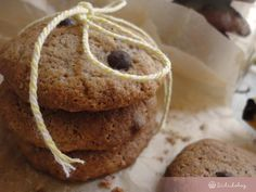 Gluténmentes csokis-banános cookie