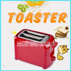 31.55$  Watch now - http://ali4v3.shopchina.info/go.php?t=32800024847 - Household toaster machine RE-209 home automatic 2 Slices Toaster Bread breakfast Machine Toaster Ovens 750W Bread Baking machine  #magazineonline