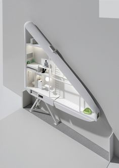 Jakub Szczęsny of Centrala, recognized the potential to create something unique within this narrow area, and derived a design of an art installation entitled Keret House. The house upon completion shall become the narrowest house in Warsaw, measuring an interior that will vary between 122 centimeters and 72 centimeters in its narrowest spot.