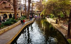 San Antonio River Walk, San Antonio, TX
