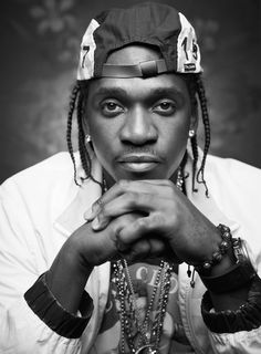 Pusha T, he as a fantastic lyrical content ,amazing and deceiving metaphors.