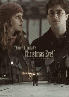 It's Christmas Eve.