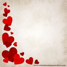 Valentines Day Background Images - Valentines Day Poems of Love