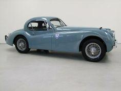 1953 Jaguar XK120 Fixedhead Coupe