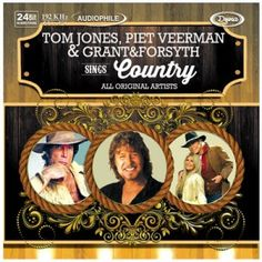 Tom Jones, Piet Veerman and Grant & Forsyth
