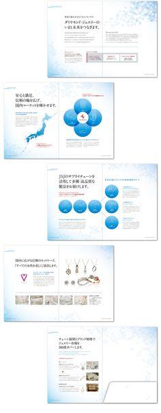 ジュエルソース・ジャパン・ホールディングス株式会社様・会社案内 Album Design, Book Design, Layout Design, Print Design, Text Layout, Book Layout, Page Layout, Company Brochure Design, Company Profile Design