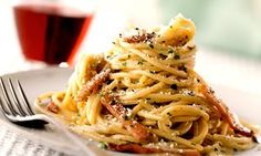 Felicity Cloake - Spaghetti carbonara: a Roman speciality favoured by Apennine charcoal burners.