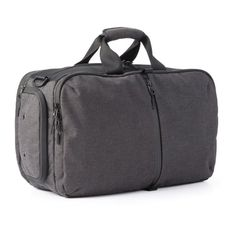 Gym Duffel - Charcoal Exclusive | Huckberry