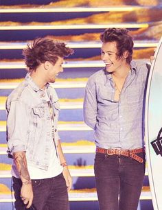 #imagine ''...and the tca for the hottest couple of the year goes to harry and louis tomlinson ''
