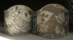Wall Sconce Clip-On Shield Shade Rubelli Serse Lampas Fabric Mini Lampshade