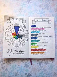 Level 10 Life Bullet Journal
