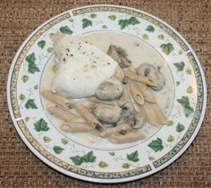 Crazy Good Garlic Mushroom Chicken #Recipe ~ Planet Weidknecht