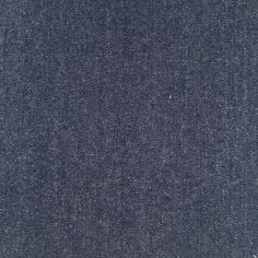 Foncé lavé Denim 8oz, 100 % coton - Fat Quarter