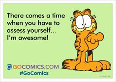 Awesome - too darn right! ;)