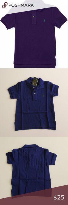 Polo Ralph Lauren LS Plaid Oxford Cotton Sport Shirt $89.50 Red Blue w// PONY NWT
