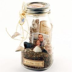 Capture Awesome Memories in a Jar - DIY - AllDayChic