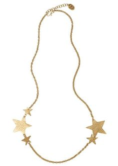People Tree   Brass Star Necklace #fashiontakesaction