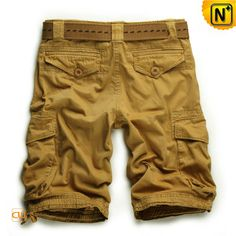 Mens Cotton Khaki Cargo Shorts Our stylish casual cotton khaki cargo shorts for men inspired by designer Grahams plus size summer sportswear series, made of cotton fabric and attached with a waist belt! Cargo Pants Men, Mens Cargo, American Eagle Men, Khaki Shorts, Sportswear, Cool Outfits, Menswear, Plus Size, Bermudas