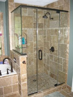 oversized master shower   # Pinterest++ for iPad #