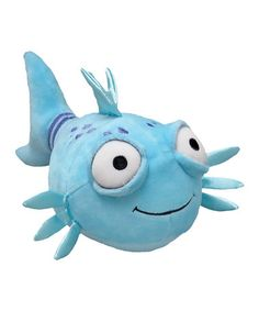 Look at this #zulilyfind! Pout-Pout Fish Plush Toy by MerryMakers #zulilyfinds