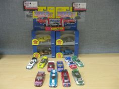 15 HO Slot Car Bodies & Chassis & Tune Up Kits X2 Thunderjet Xtraction Funny Car #AutoWorld