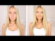 ▶ My FLAWLESS Foundation Routine - YouTube