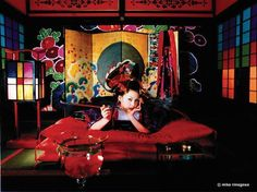 Sakuran. Japan, 2006. By Ninagawa Mika. Screened at Asia Film Festival, Munich.