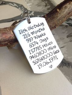 18th Birthday Gift 18th Birthday Birthday Gift by TrashedGifts                                                                                                                                                                                 More