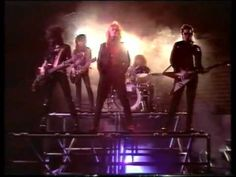Hanoi Rocks - Lightning Bar Blues