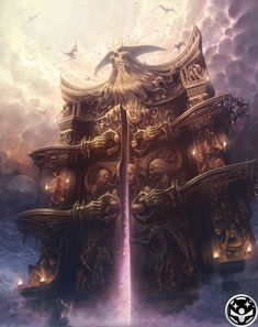 Hell's Gate from Mobius Final Fantasy