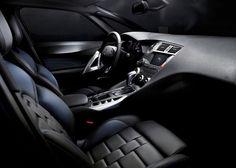 2016 Citroen DS5 Interior