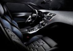 2016 Citroen DS5 Interior