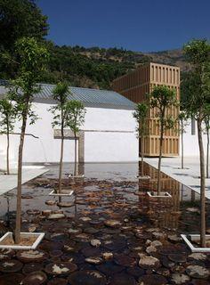 Museo del Agua / Renovación de un antiguo molino de agua /JUAN DOMINGO SANTOS