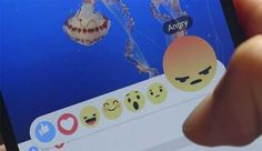 Facebook Reaction: Dislike content with 6 different Emoji