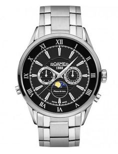 ee1358e9861 SUPERIOR MOONPHASE Gents Watch Serial 347388 Fine Watches, Watches For Men,