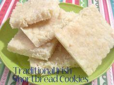 Authentic Irish Shortbread Recipe http://gretasday.com/2013/02/authentic-irish-shortbread-recipe/#