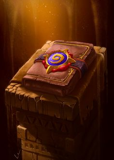 Hearthstone Card Pack Love this game, love the concept #hearthstone @instagramfedemeloniart