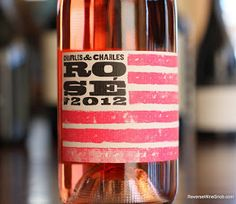 Everything You Want In A Rosé - Refreshing, savory and food flexible. 2012 Charles & Charles Rosé, $10. http://www.reversewinesnob.com/2013/05/charles-charles-rose.html #winelover #wine