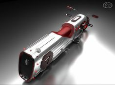 Crazy motorcycle concepts from Russian designer Mikhail Smolyanov, aka Solif.