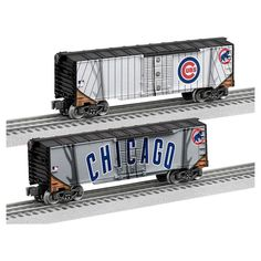 Lionel MLB Chicago Cubs Jersey Boxcar