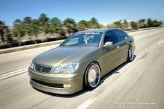 'Nice, Clean & Green' - VIP Lexus GS300 (via @Farmofminds )